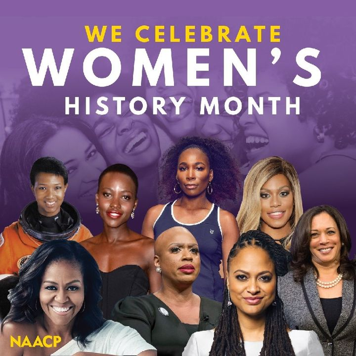 """Talking Women's History Month W/ """"That 80s Chick"""" & """"MWS"""""""