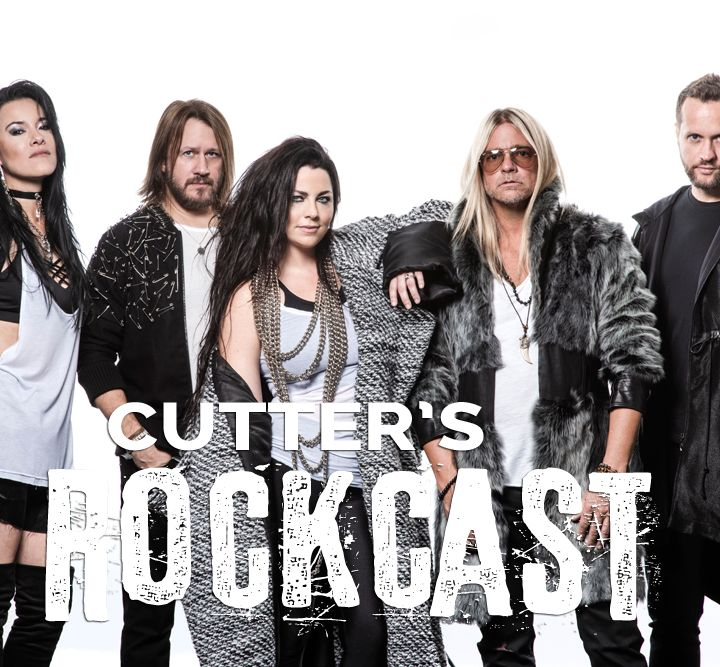 Rockcast 241 - Amy Lee from Evanescence is back