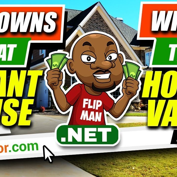 Who Owns That Vacant House | What's the ARV aka House Value | Flip Houses Step by Step - Dealulator