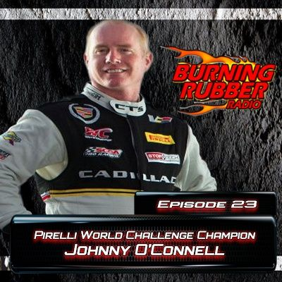 Ep. 23: Johnny O'Connell / Landon Cassill
