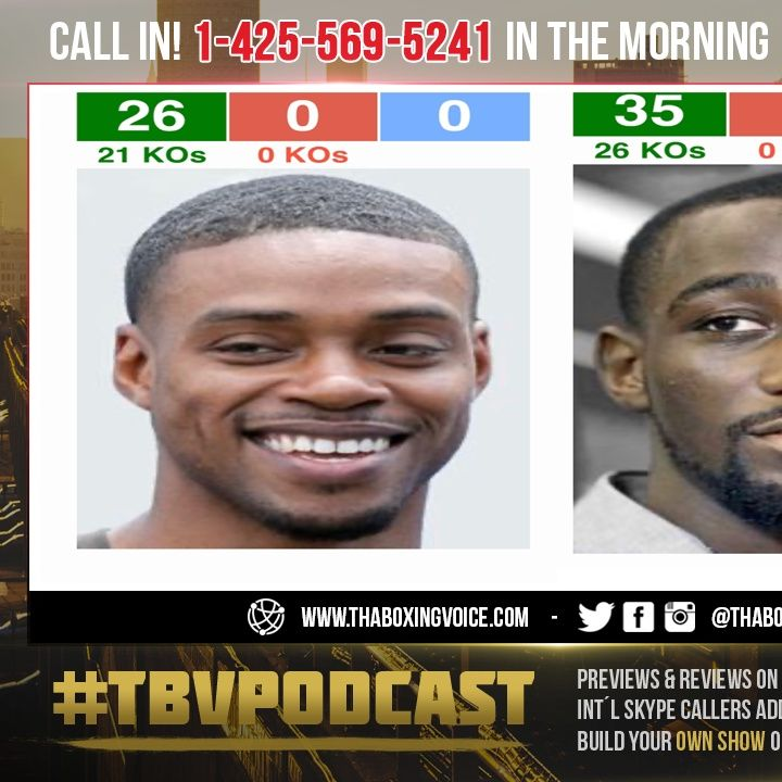 ☎️Crawford to Spence, You NOT Confident, Take Off the Panties😱 & Sign the Contract🔥