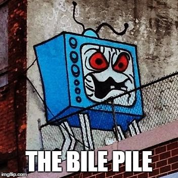 The Bile Pile