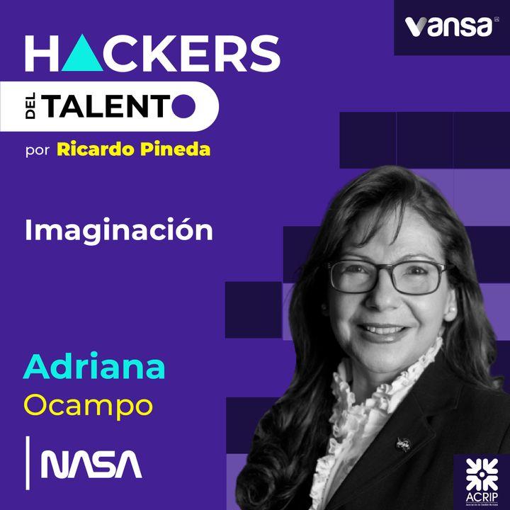 070. Imaginación - Adriana Ocampo (NASA)  -  Lado A