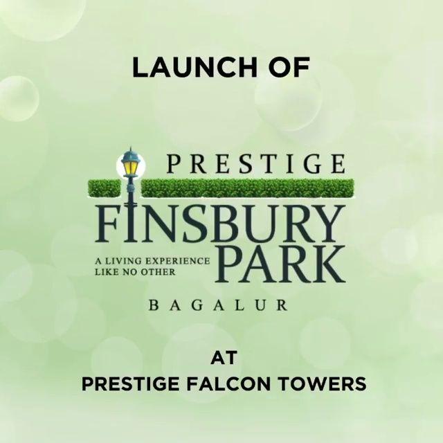Prestige Finsbury Park Launch