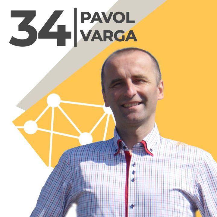 Pavol Varga-from corporate to entrepreneurship