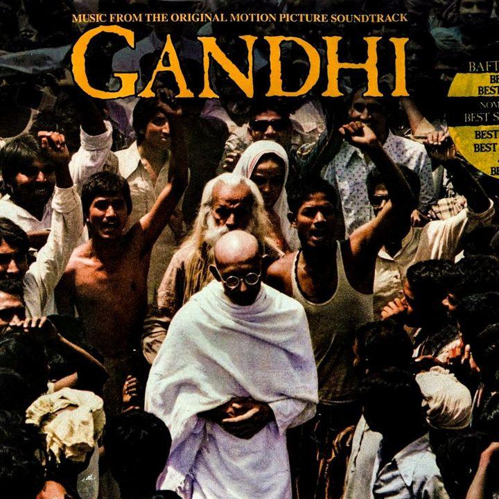 """Gandhi"" di Richard Attenborough"