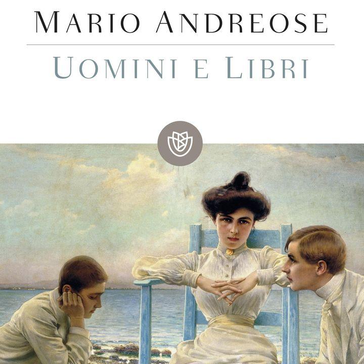 """Mario Andreose """"Uomini e Libri"""""""