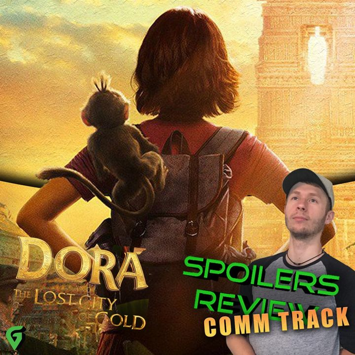 Dora the Explorer Live Action Commentary Track