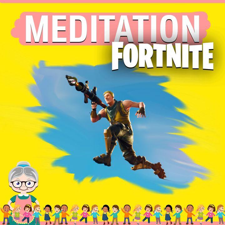 Fortnite Meditation for Kids (Salty Springs)