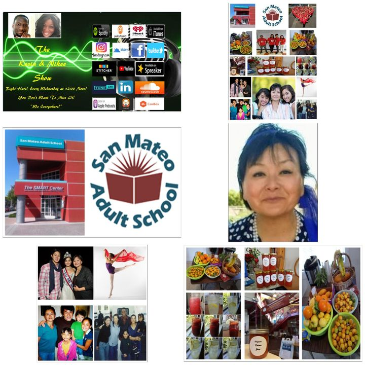 The Kevin & Nikee Show  - Mary Weng - Multi Talented Teacher, Educator, Trainer, Mentor and Writer
