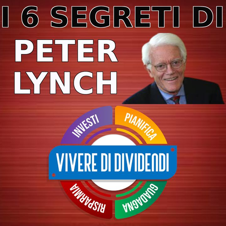 i 6 SEGRETI DI PETER LYNCH