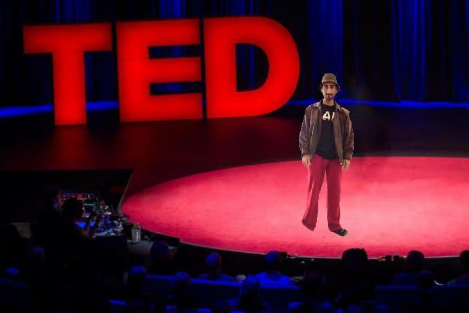 TEDn't Kişisel Gelişim#1: Bir Başarı Hikayesi
