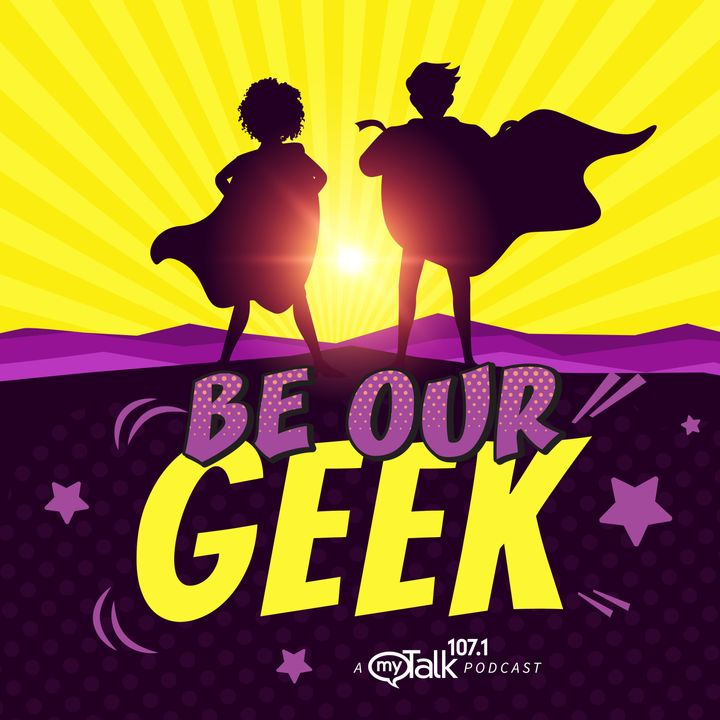 Ep 40 Convo On Being a BIPOC Geek and Funko POP Addicts
