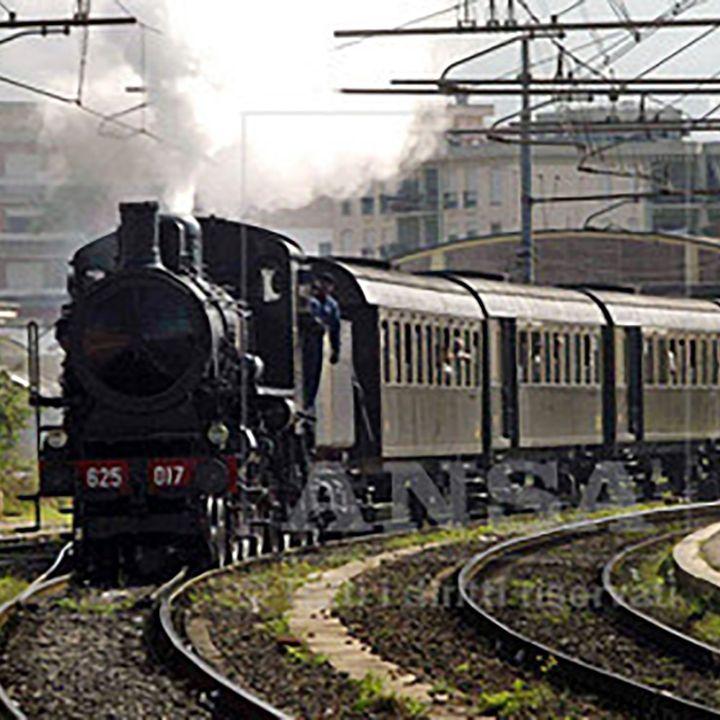 Dal vapore ai treni supersonici (di Massimo Lapenda)