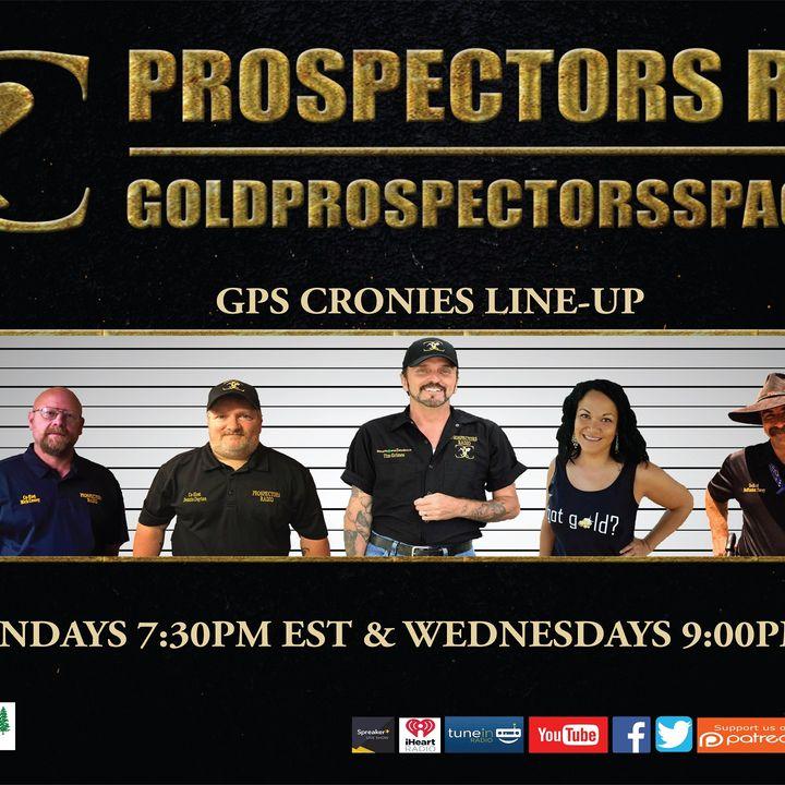 Prospectors Radio LIVE Sunday 6-7-2020