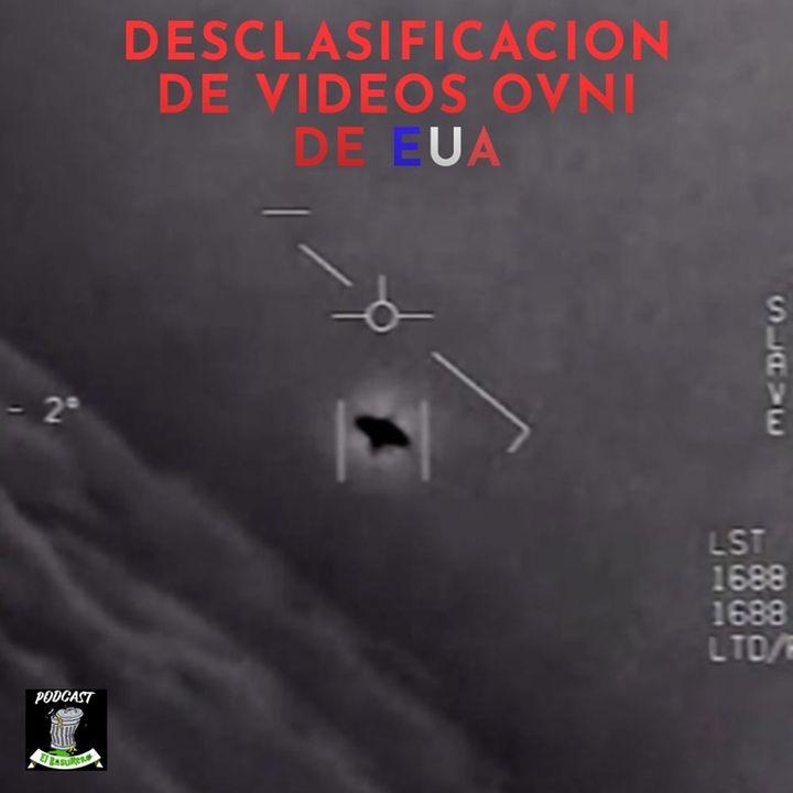 Desclasificacion de videos ovni de USA (con Arturo Rodríguez cabello )