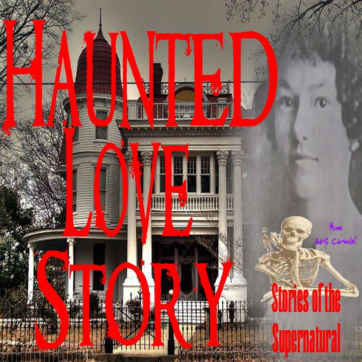 Haunted Love Story | Interview with Mark Spencer | Podcast