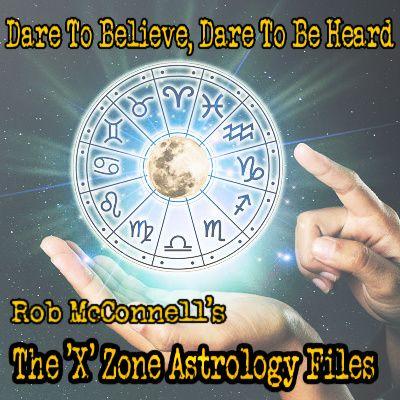 XZASF: Joseph P Anthony - Psychic Astrology