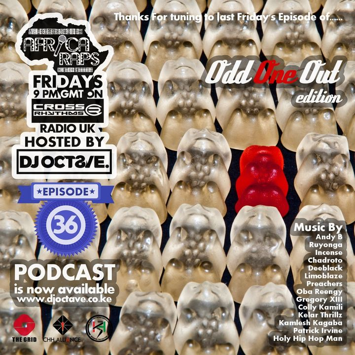 Ep 36: Odd One Out Edition