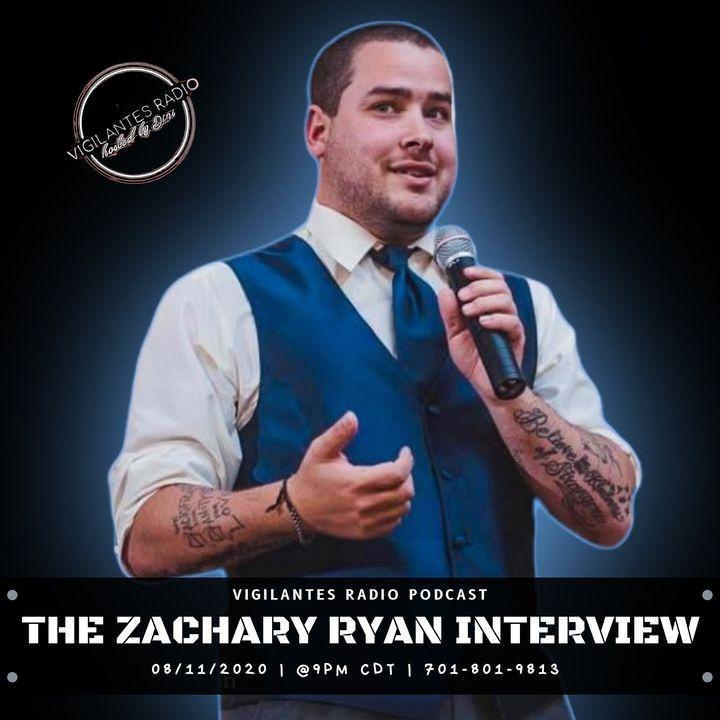 The Zachary Ryan Interview.