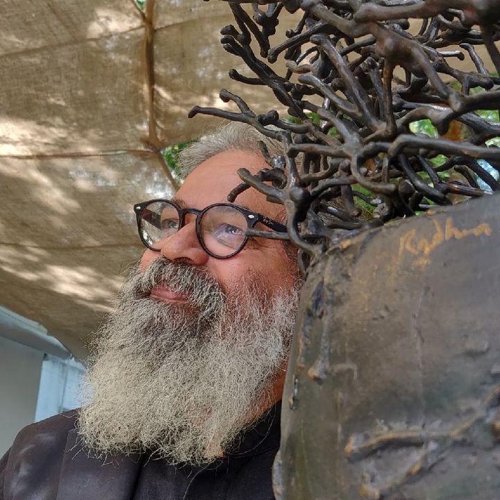 KS Radhakrishnan On Modern Indian Sculpture