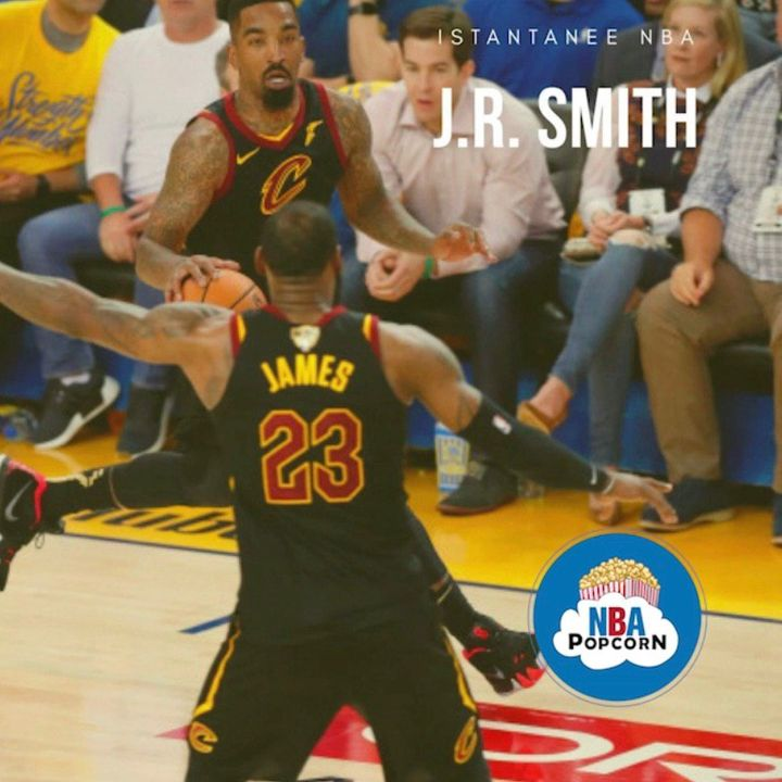 ISTANTANEE NBA: J.R. SMITH