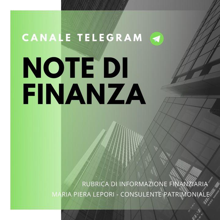 Note di Finanza | BENVENUTO nel mio canale!