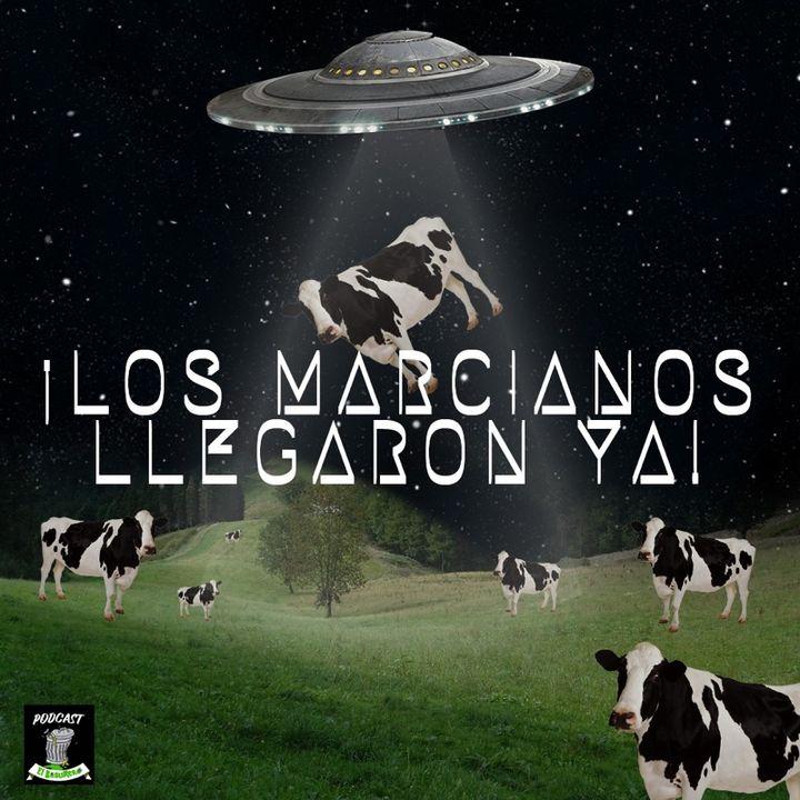 ¡Los marcianos llegaron ya!