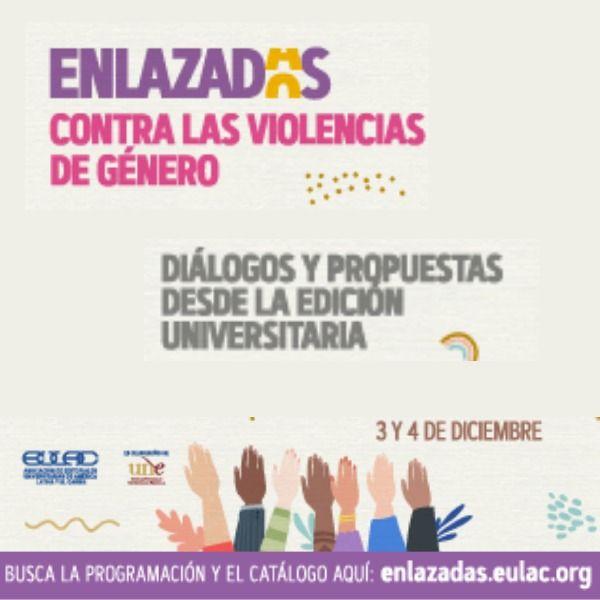 Enlazadas y enlazados contra las violencias de género