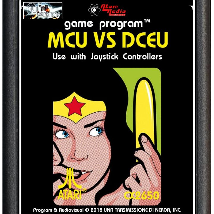 UTDN 6 - Marvel Cinematic Universe vs DC Extended Universe