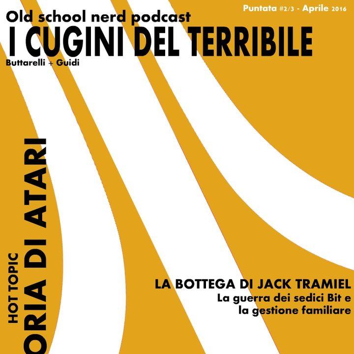 Ep.02/3 - Orgoglio e Pregiudizio e Atari : Il regno di Jack Tramiel (84-96)