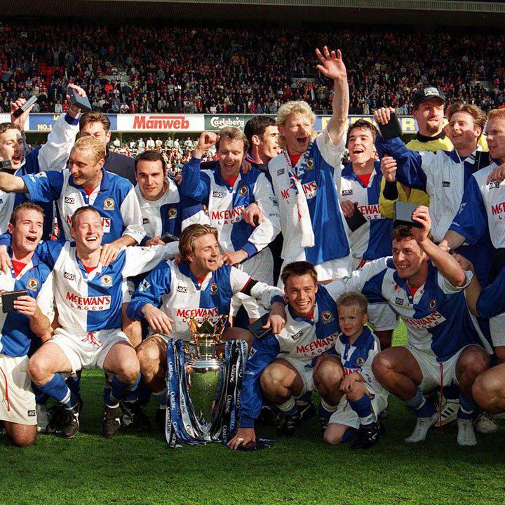 Seven Of The Best (7OTB) players to ever play for Blackburn Rovers
