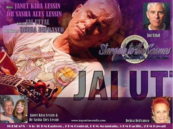"Jai Uttal ""Sacred, Devotional Music as a Healing Energy. (Bhakti Yoga)"" 08/11/20"
