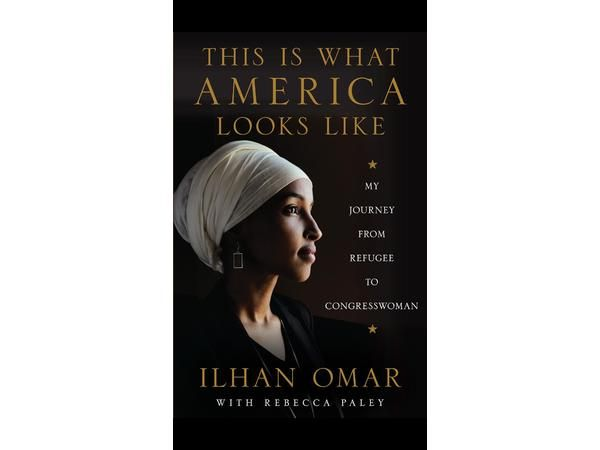 Jenny Hatch Show Ilhan Omar book review