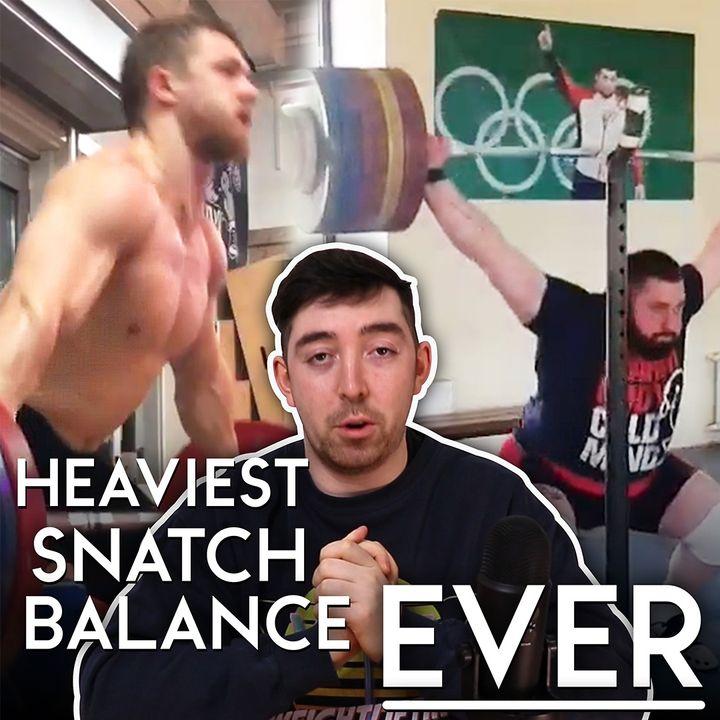 230 Snatch Balance and IWF TL;DR   WL News