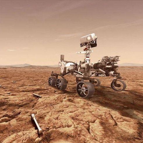 Perchè spendere tutti quei soldi per Marte?