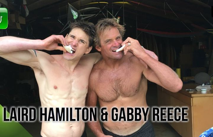 Anti-Aging, Homeschooling, Underwater Workouts, Pooping & More With Laird Hamilton & Gabby Reece