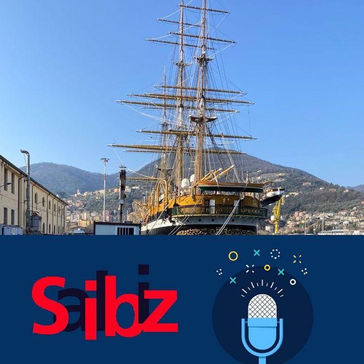 SAILBIZ Cosa vuol dire comandare la nave più bella del mondo: l'Amerigo Vespucci