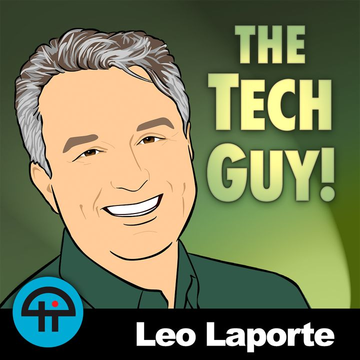 Leo Laporte - The Tech Guy: 1539