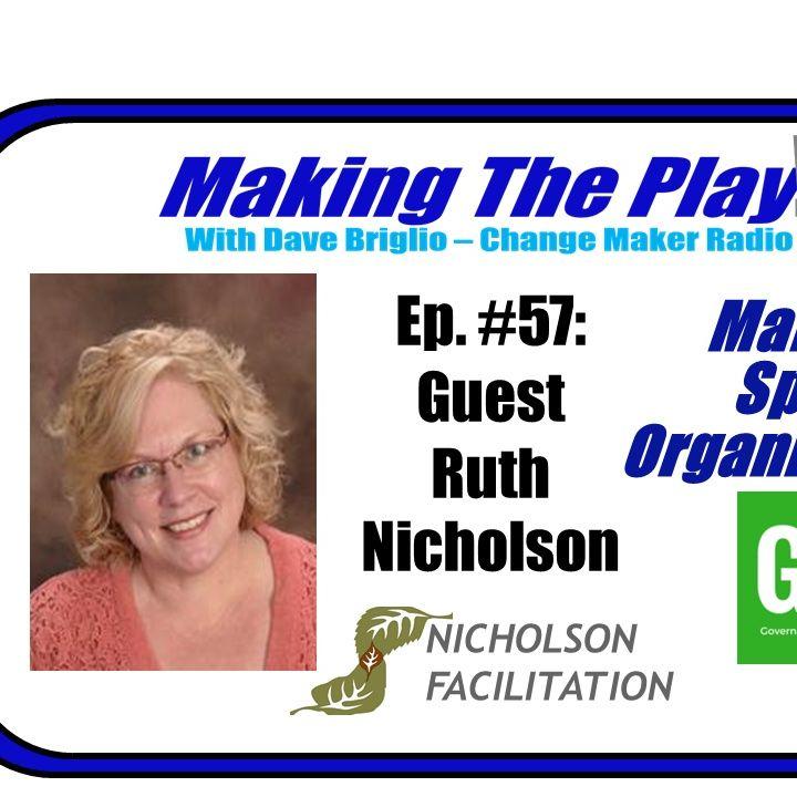 MTP#57 - Make Your Organization GO