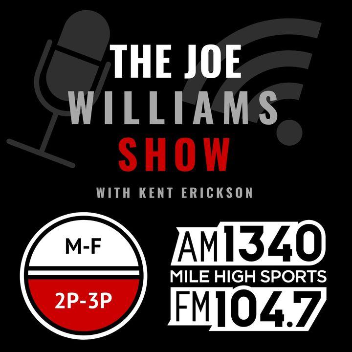The Joe Williams Show with Kent Erickson