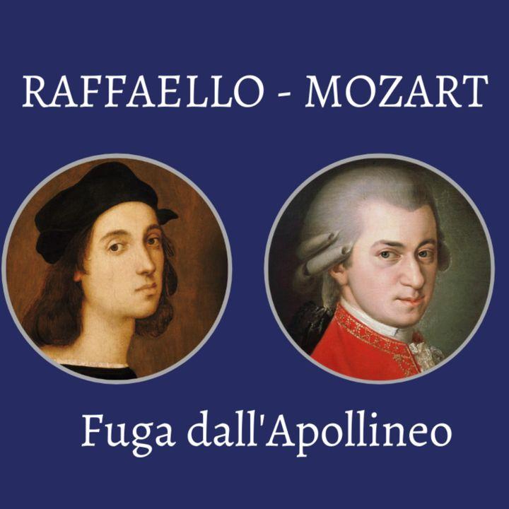 Episodio 1: Fuga dall'apollineo, Mozart e Raffaello