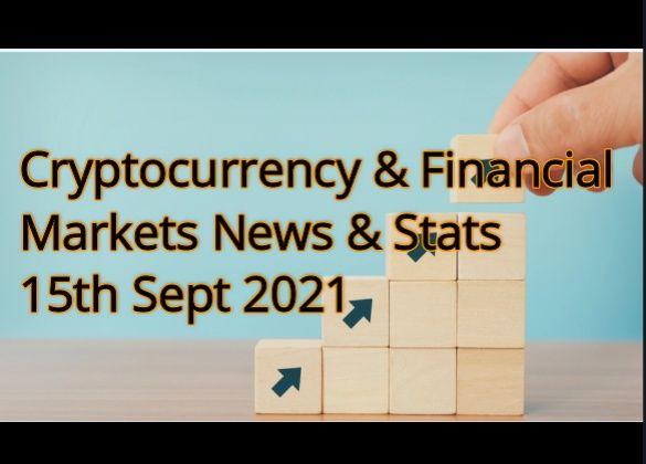 Crypto & Financial Market News 5th July 2021