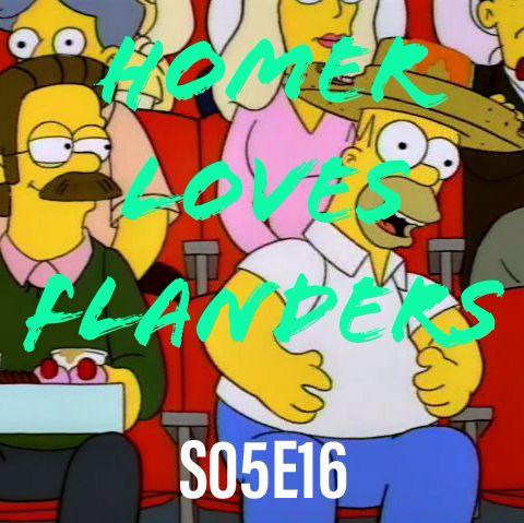 62) S05E16 (Homer Loves Flanders) (remastered)