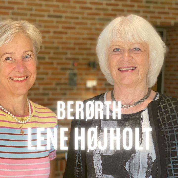 Opstandelse: Lene Højholt