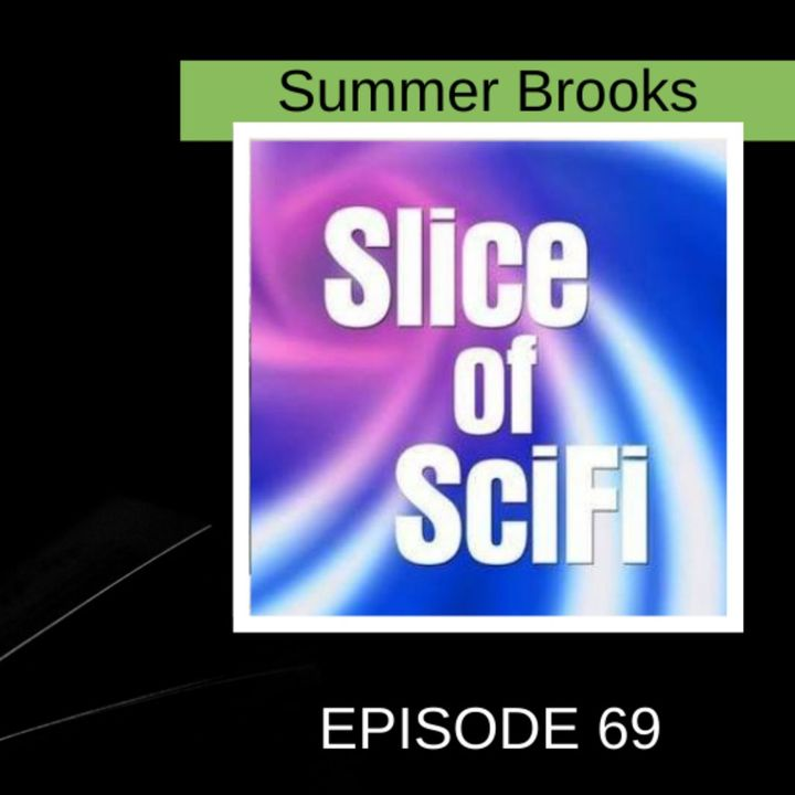 Fandom and Changing Scopes in Horror and SFF with Summer Brooks