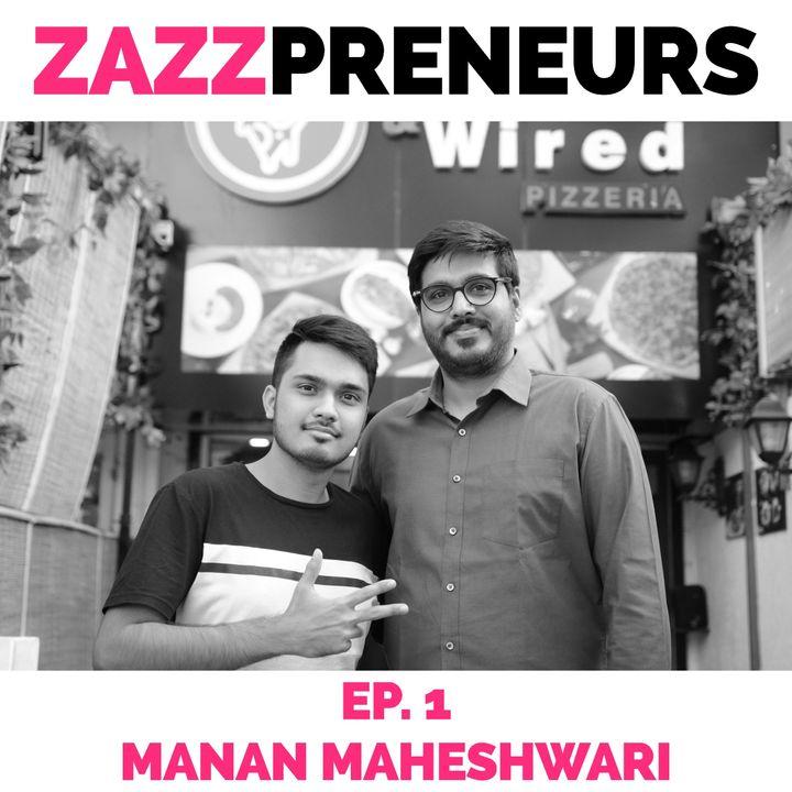 #Business: Chef Manan Maheshwari