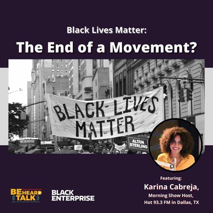 Black Lives Matter Under Attack