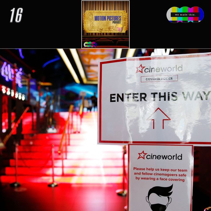 16. Cineworld and the 'Death' of Cinema (The State of the Cinematic Nation III)