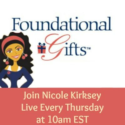 Foundational Gifts